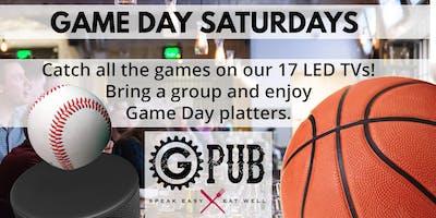 Game Day Saturdays