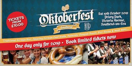 Oktoberfest Southend 2019 tickets