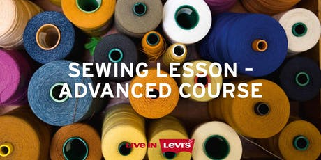 Levi's Sewing Lesson / Advanced Course Tickets