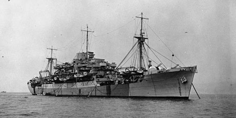 A Shining Example - Some Dundee-built Ships at War 1939-1945 tickets
