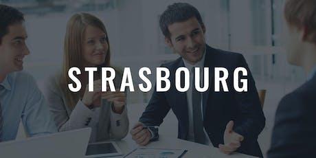 Réunion d'information portage salarial - Strasbourg billets