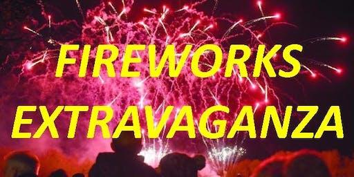 Brighton Lions Fireworks Extravaganza