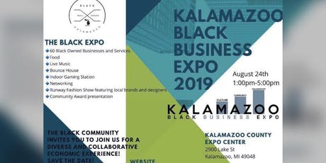2019 Kalamazoo Black Business Expo tickets