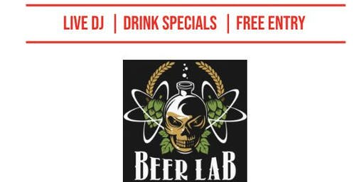 KARAOKE NIGHT at BEER LAB by GHOSTFACE BREWING - Mooresville