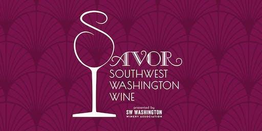 Savor SW WA Wine
