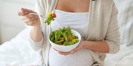 ATELIER PÉRINATALITÉ: L'Alimentation de la femme enceinte billets