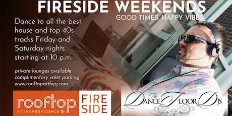 Fireside Weekends tickets