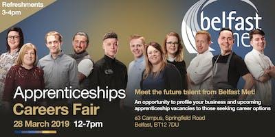 Apprenticeships Careers Fair & Open Day