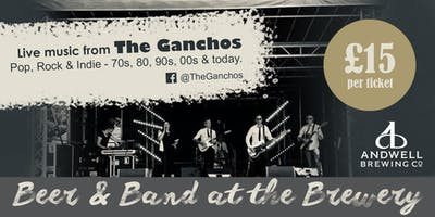 Beer & Band at the Brewery with The Ganchos