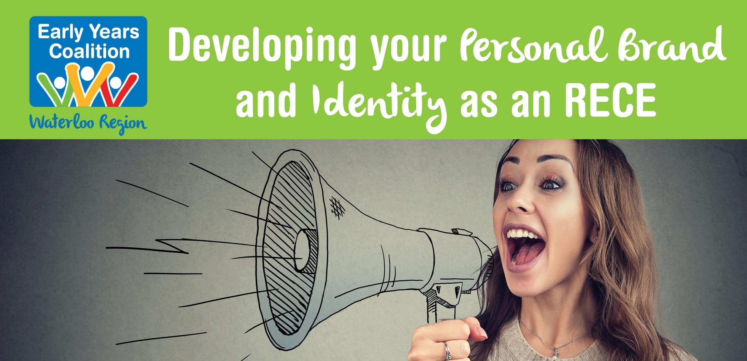 Developing your Personal Brand and Identity a