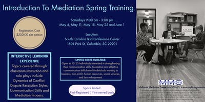 Introduction To Mediation - Spring Training