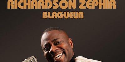 Humour du Moulin - Richardson Zephir