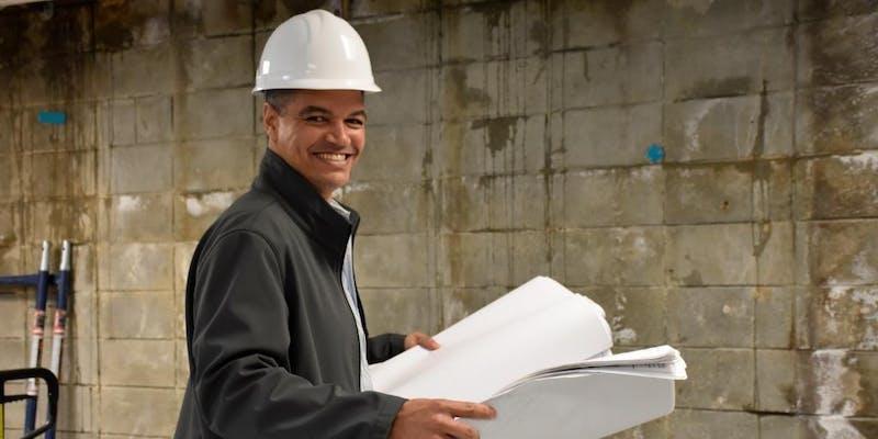 Roger Newton, Founder of Newton Building & Development, LLC