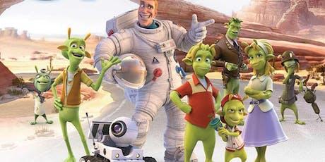 Kids Movie Club- Planet 51 tickets