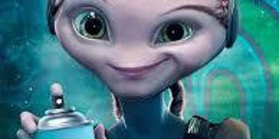 Kids Movie Club- Mars Needs Moms