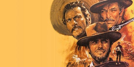 35mm Sergio Leone classic THE GOOD THE BAD & THE UGLY at the Vista, Los Feliz tickets