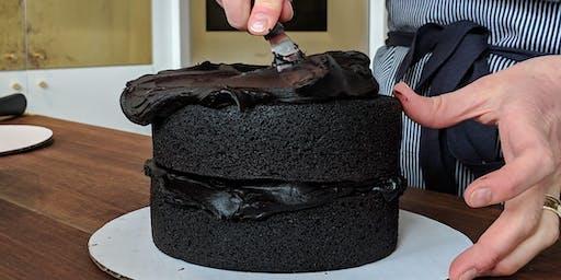 Ovenly Studio ONE54 Intro To Cake Decorating