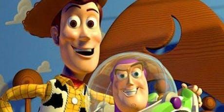 Kids Movie Club- Toy Story  tickets