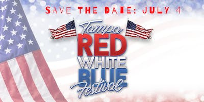 Tampa - Red White & Blue Festival 2019