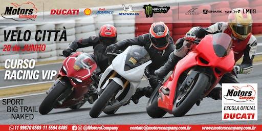 Curso de Pilotagem Racing e Clínica - VELOCITTÀ