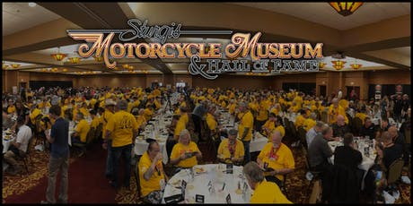 2019 Sturgis Motorcycle Museum & Hall of Fame Induction Ceremony tickets