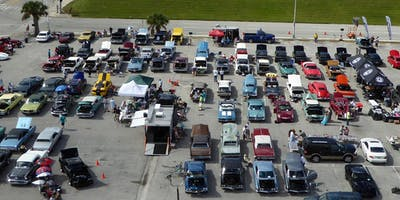 41st Annual Buick Olds Pontiac Cadillac Car Show