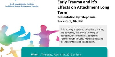 Early Trauma and it's Effects on Attachment Long Term