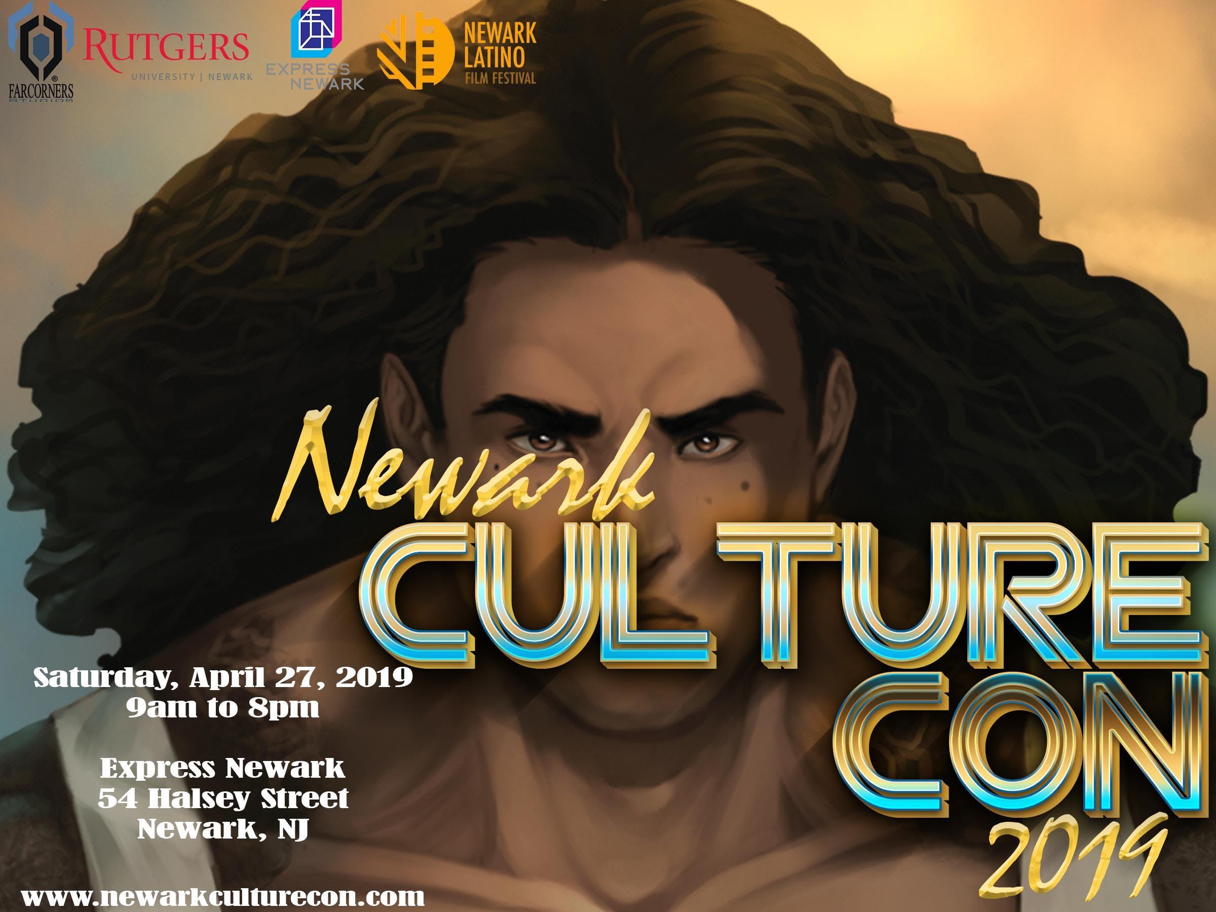 Newark Culture Con 2019