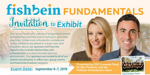 Fishbein Fundamentals: Sponsorship Opportunities September 2019