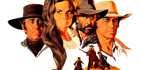 16mm Sergio Leone classic ONCE UPON A TIME IN THE WEST at the Vista, Los Feliz tickets