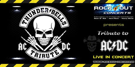 THUNDERBELLS - AC/DC Tribute Tickets