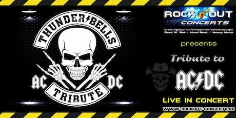 THUNDERBELLS - AC/DC Tribute Tickets
