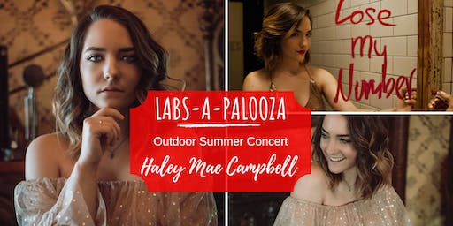 Labs-A-Palooza, featuring Haley Mae Campbell