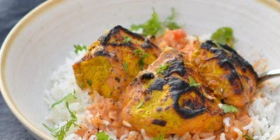 Indian Cuisine Hands-On Cooking Class
