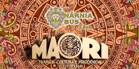Maori Festival | Nárnia Bus Excursões ingressos