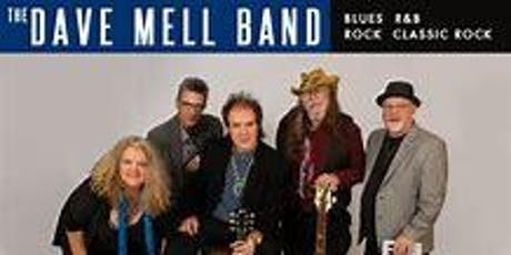 Backyard Concert with the Dave Mell Band @Ridgewood Winery tickets