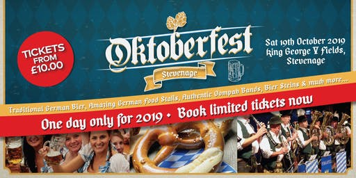 Oktoberfest Stevenage 2019
