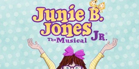 Junie B. Jones the Musical Jr. tickets