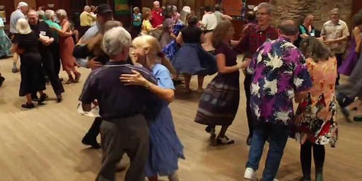 Fun Intro to Square Dance with the Cross Trailers
