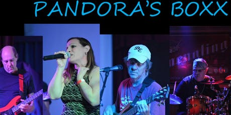 Backyard Concert with Pandora's Boxx @Ridgewood Winery tickets
