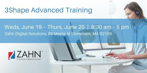 3Shape Advanced Training