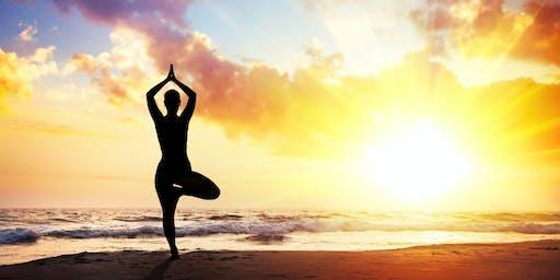 Spring Into Summer Yoga Class