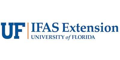 UF/IFAS Extension workshop - Introduction to Florida Food Entrepreneurship - 2019 (St. Augustine)