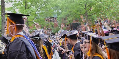 2019 YSN Commencement Ceremony & Reception