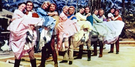 35mm Stanley Donen's SEVEN BRIDES FOR SEVEN BROTHERS at the Vista, Los Feliz tickets