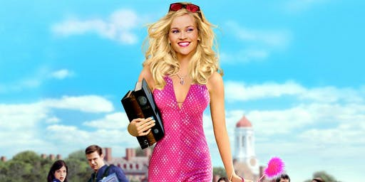 Movie Night! Legally Blonde