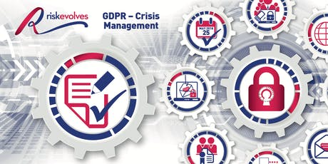 GDPR - Crisis Management tickets