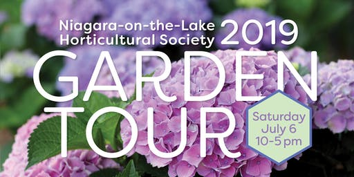 2019 Garden Tour: Niagara-on-the-Lake Horticultural Society