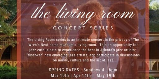 Jazz Matters: Living Room Series