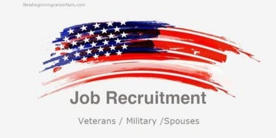 Mega Hiring, Transitioning, Active Duty, DOD, & Qualified Family Members